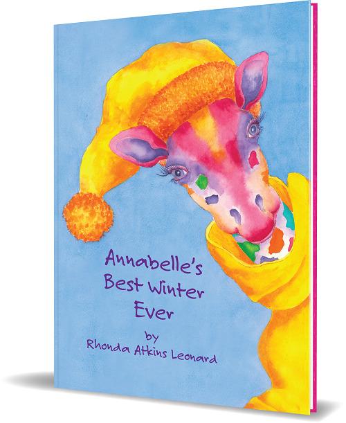 Annabelle's Best Winter Ever Book